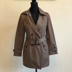 Michael Kors Spring Trench Coat / Rain Jacket PS